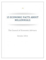 Omslag - 15 Economic Facts about Millennials