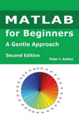 Omslag - MATLAB for Beginners - Second Edition