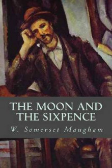 The Moon and the Sixpence av W Somerset Maugham (Heftet)