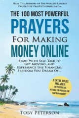 Omslag - Prayer the 100 Most Powerful Prayers for Making Money Online 2 Amazing Books Included to Pray for Action & Time Management