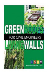 Omslag - Green Roofs and Living Walls for Civil Engineers