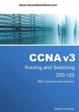 Omslag - CCNA V3 Routing and Switching 200-125