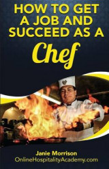 Omslag - How to Get a Job and Succeed as a Chef