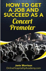 Omslag - How to Get a Job and Succeed as a Concert Promoter