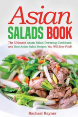 Omslag - Asian Salads Book