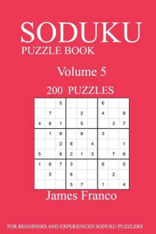 Sudoku Puzzle Book av James Franco (Heftet)