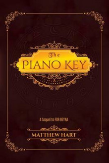 The Piano Key av Matthew Hart (Heftet)