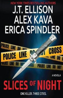 Slices of Night av Alex Kava, Erica Spindler og J T Ellison (Heftet)