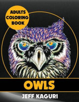 Omslag - Adults Coloring Books