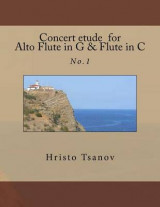 Omslag - Concert Etude for Alto Flute in G and Flute in C