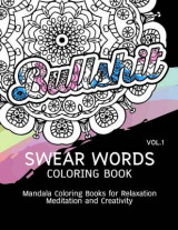 Omslag - Swear Words Coloring Book Vol.1
