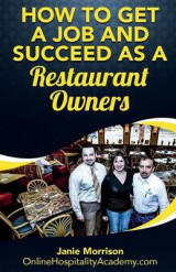 Omslag - How to Get a Job and Succeed as a Restaurant Owner