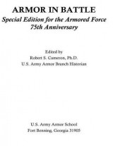 Omslag - Armor in Battle Special Edition for the Armored Force 75th Anniversary