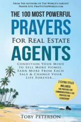 Omslag - Prayer - The 100 Most Powerful Prayers for Real Estate Agents - 2 Amazing Bonus Books to Pray for Communication & Leadership