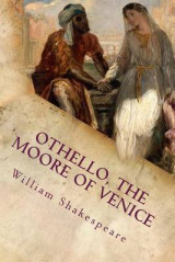 Omslag - Othello, the Moore of Venice