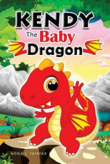 Omslag - Kendy the Baby Dragon
