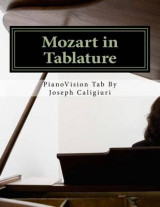 Omslag - Mozart in Tablature