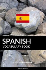 Omslag - Spanish Vocabulary Book