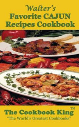 Omslag - Walter's Favorite Cajun Recipes Cookbook