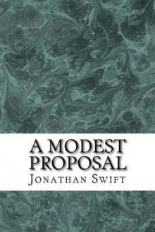 A Modest Proposal av Jonathan Swift (Heftet)