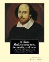 Omslag - William Shakespeare; Poet, Dramatist, and Man. by