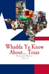 Omslag - Whadda YA Know About... Texas?