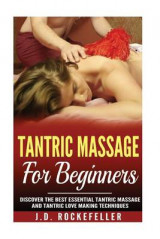 Omslag - Tantric Massage for Beginners