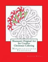 Omslag - Shannon's Original Art for Creative Christmas Coloring