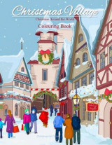 Omslag - Christmas Around the World Colouring Book