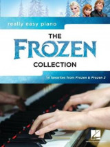 Omslag - Really Easy Piano - The Frozen Collection