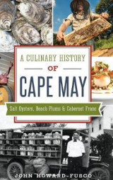 Omslag - A Culinary History of Cape May