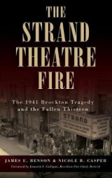 Omslag - The Strand Theatre Fire