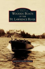 Omslag - Wooden Boats of the St. Lawrence River