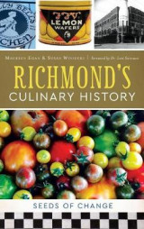 Omslag - Richmond's Culinary History