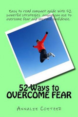 Omslag - 52 Ways to Overcome Fear
