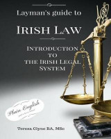Omslag - Layman's Guide to Irish Law