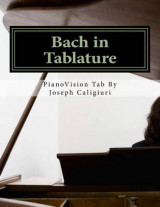 Omslag - Bach in Tablature - 2nd Edition