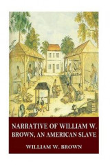 Omslag - Narrative of William W. Brown, an American Slave