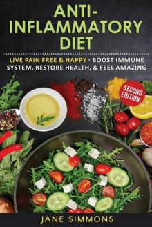 Anti-Inflammatory Diet av Jane Simmons (Heftet)