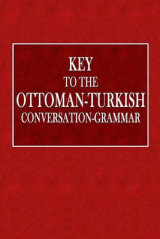 Omslag - Key to the Ottoman-Turkish Conversation-Grammar