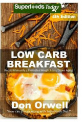 Omslag - Low Carb Breakfast