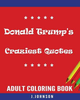 Omslag - Donald Trump's Craziest Quotes