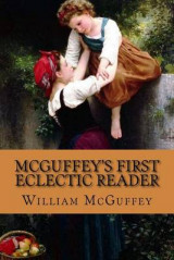 Omslag - McGuffey's First Eclectic Reader