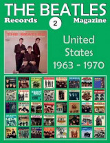 Omslag - The Beatles Records Magazine - No. 2 - United States (1963 - 1970)