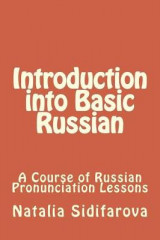 Omslag - Introduction Into Basic Russian