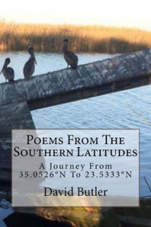 Poems from the Southern Latitudes av David Butler (Heftet)