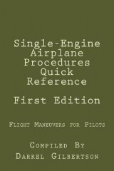 Omslag - Single-Engine Airplane Procedures Quick Reference