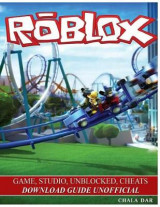Omslag - Roblox Game, Studio, Unblocked, Cheats Download Guide Unofficial
