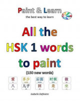 Omslag - All the Hsk 1 Words to Paint