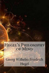 Omslag - Hegel's Philosophy of Mind